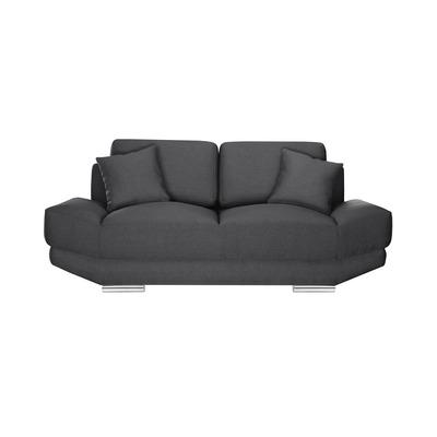 2-Sitzer-Sofa Kaya | Anthrazit