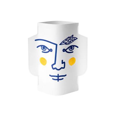 Papier-Vase Janus