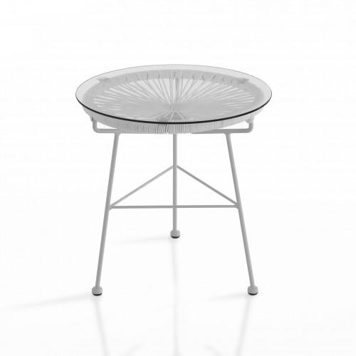 Side Table Numana   White