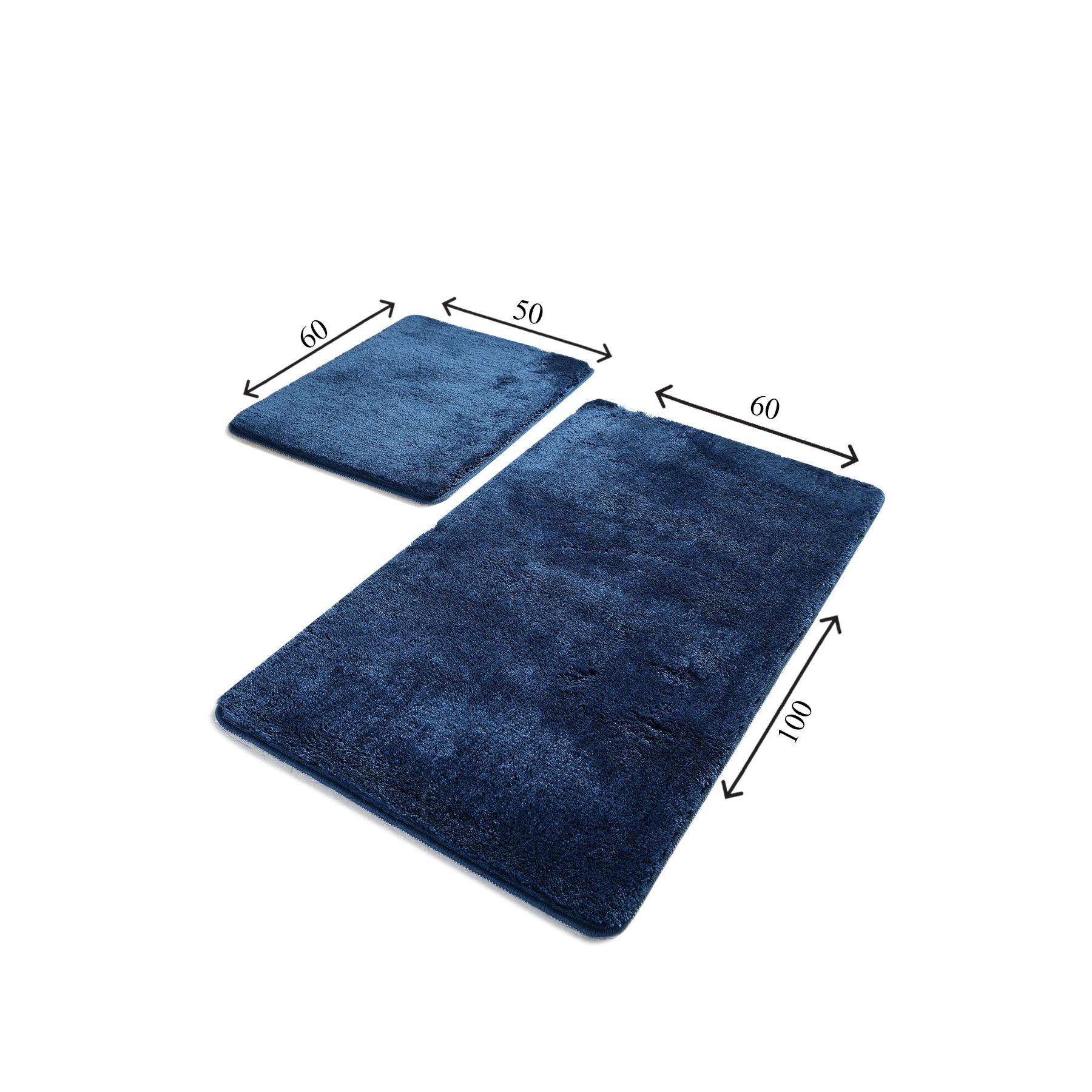 Tapis de Bain Set de 2 Havai | Bleu