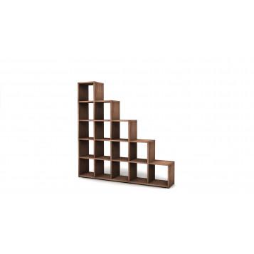 Shelving System 355 Version 4 | Walnut Wood