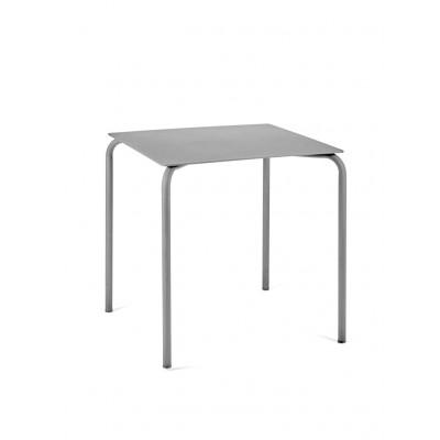 Tisch August 70 x 70 cm | Grau
