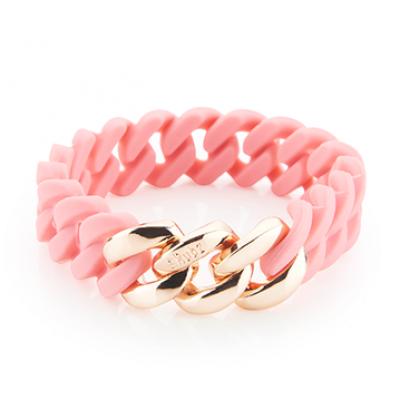 Classic Mini Bracelet 15 mm | Candy & Gold