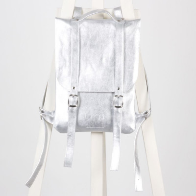 Backpack | Silver