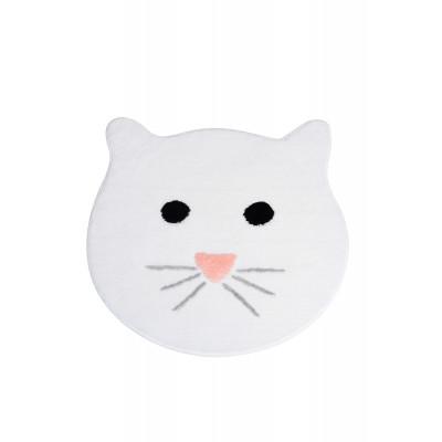 Badematte Katze