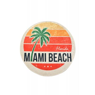 Badematte Miami Beach