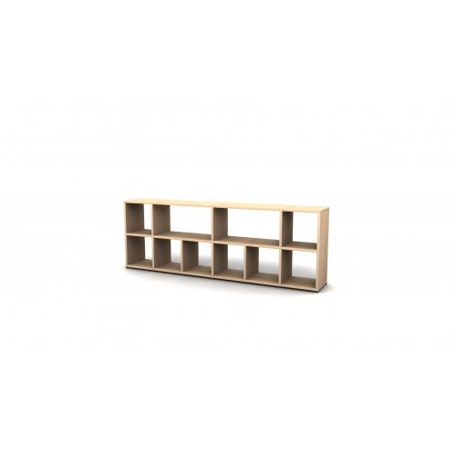 Shelving System 355 Version 1 | Beech Wood