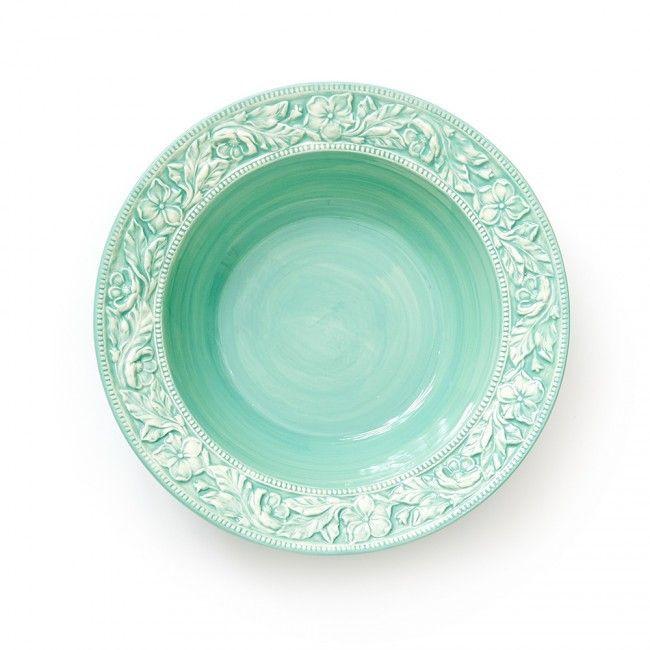 Serving Bowl Lukas | Green