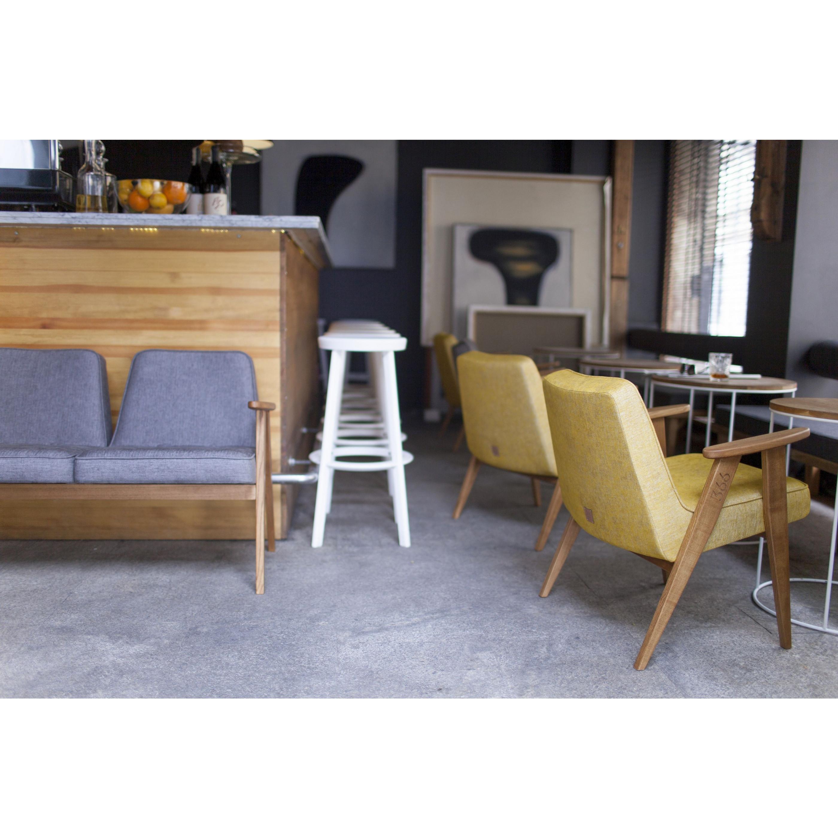 2 Seater Sofa 366 Loft | Mustard