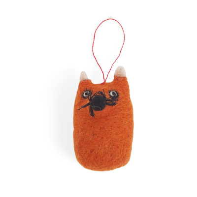 Kleiner Hängefuchs   Orange