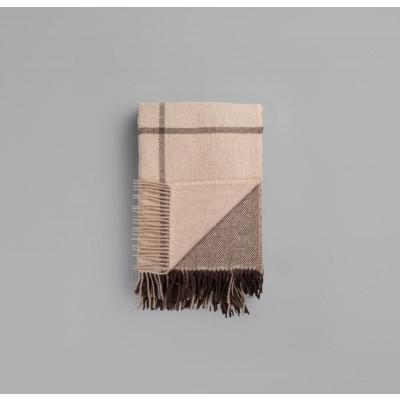 Filos Blanket | Brown