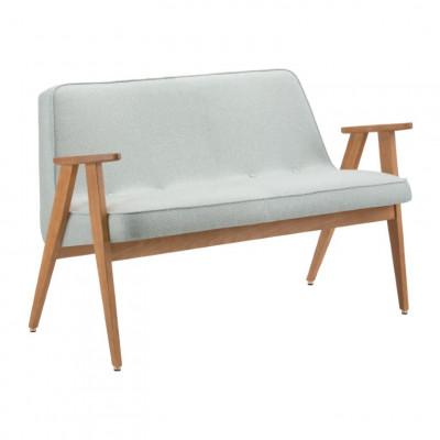 Sofa 366 Tweed | Eiche & Menthos
