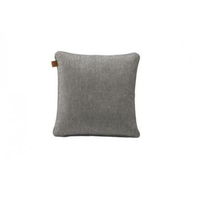 Loft Quadratisches Kissen | Grau
