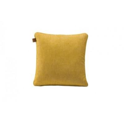 Loft Quadratisches Kissen | Senf