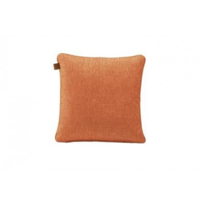 Loft Quadratisches Kissen | Mandarin