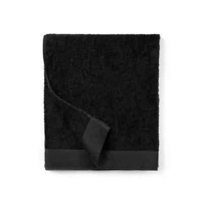 Handtuch Birch | Schwarz - 90x150cm