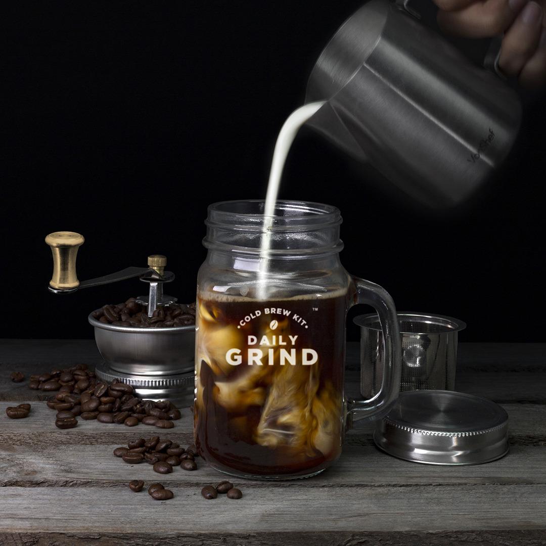 Kaffeemaschine Daily Grind