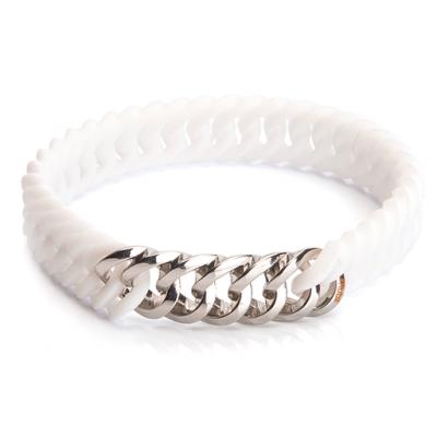 Circle Bracelet Nano | White