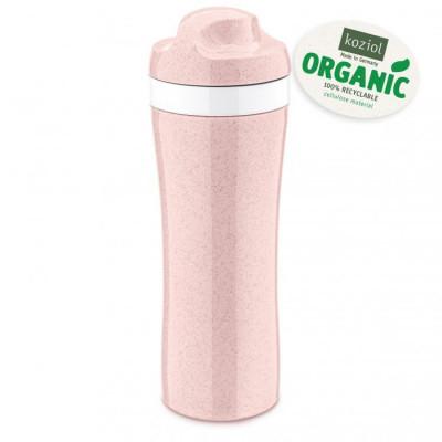Wasserflasche | Bio-Rosa