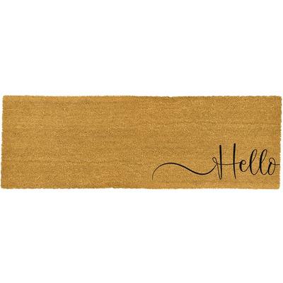 Fußmatte Patio   Hello Scribble