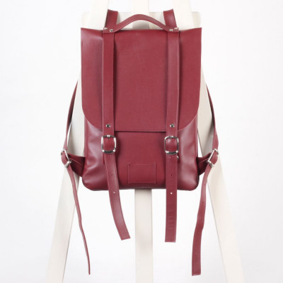 Backpack | Wine Red