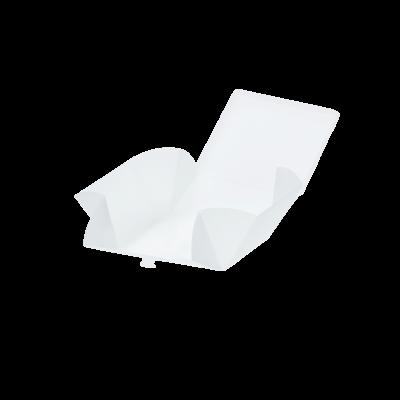 Vesperdose Uhmm Box No. 02 | Durchsichtig Weiß