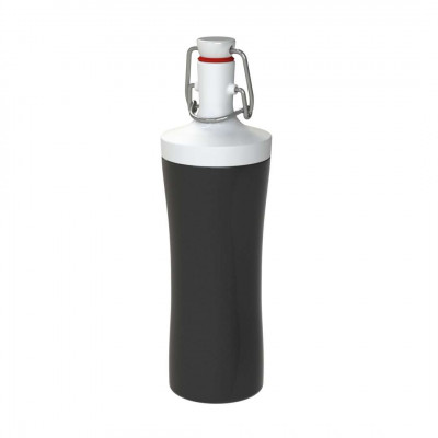 Wasserflasche Plopp To Go | Cosmos Schwarz