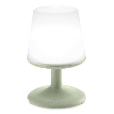 Innen-/Außen-Tischlampe Light To Go | Bio-Grün