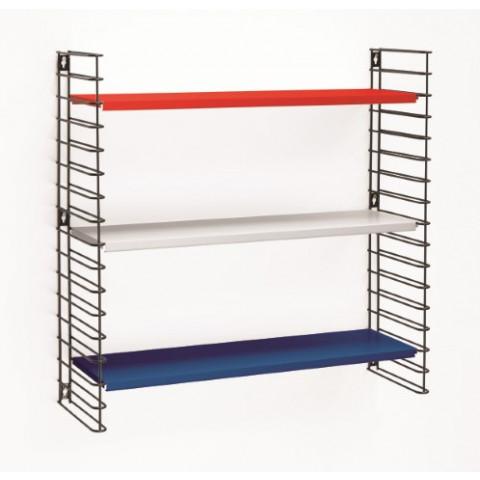 Book Shelf | Red, White & Blue