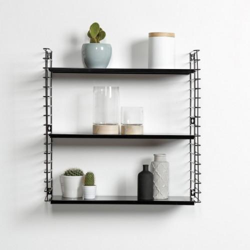 Book Shelf | Black