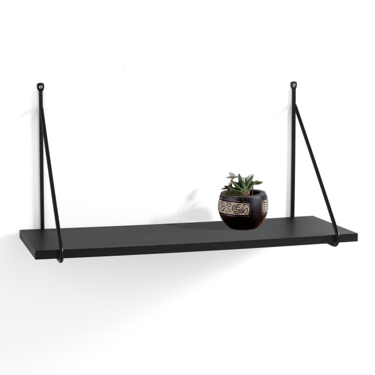 Wall Shelf Fast | Black
