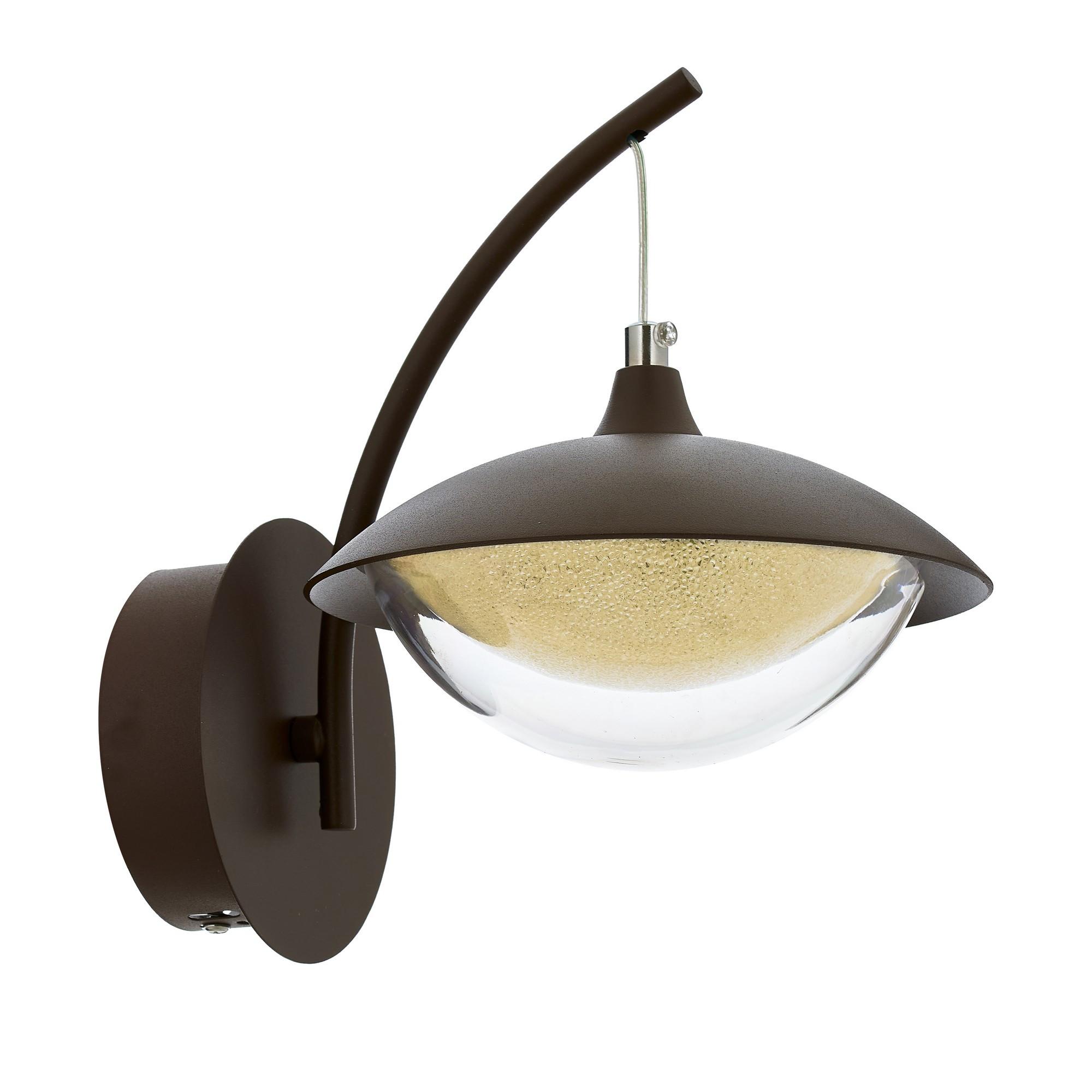 Wandlampe Aplik | Braun