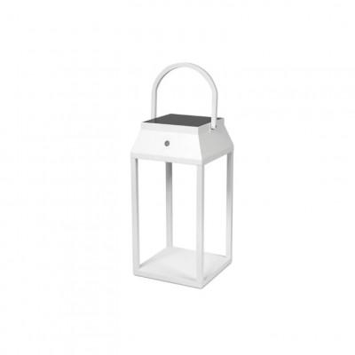 Solar-Lanterne Louis | Weiß