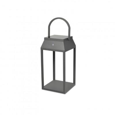 Solar-Lanterne Louis | Anthrazit