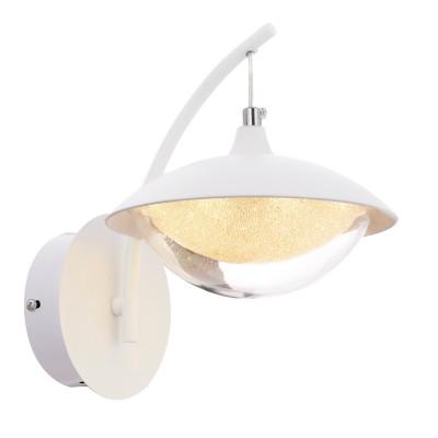 Wandlampe Aplik   Weiß