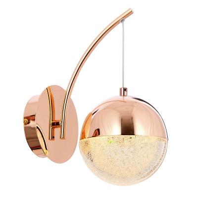 Wandlampe Aplik   Gold