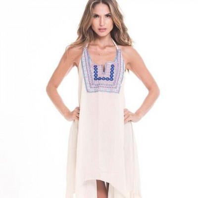 Dress | White