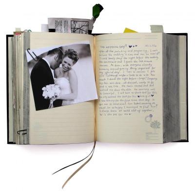 Tagebuch meiner Lebensgeschichte | Schwarz