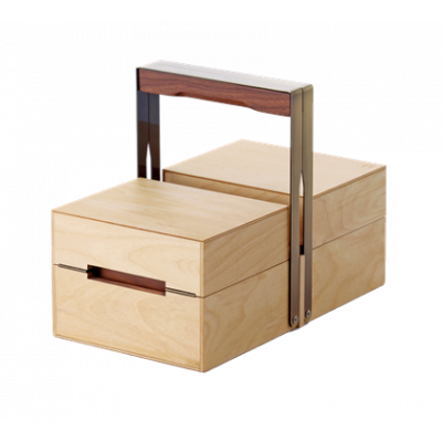 Rice Tea Box