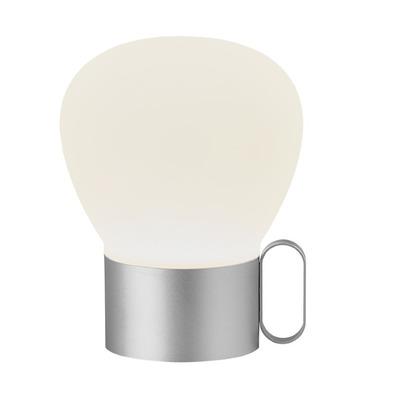 Tragbare Tischlampe Nuru   Grau