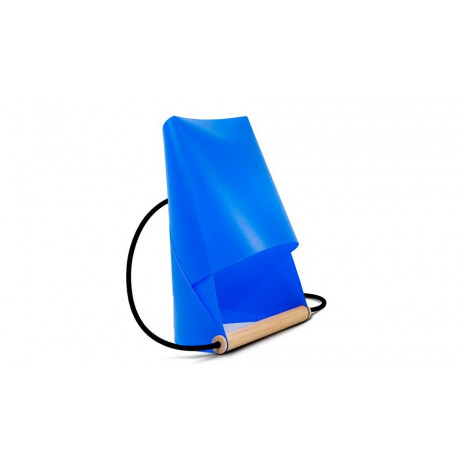 Furoshiki Tischlampe Blau