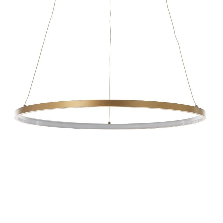 Chandelier Ring   Gold
