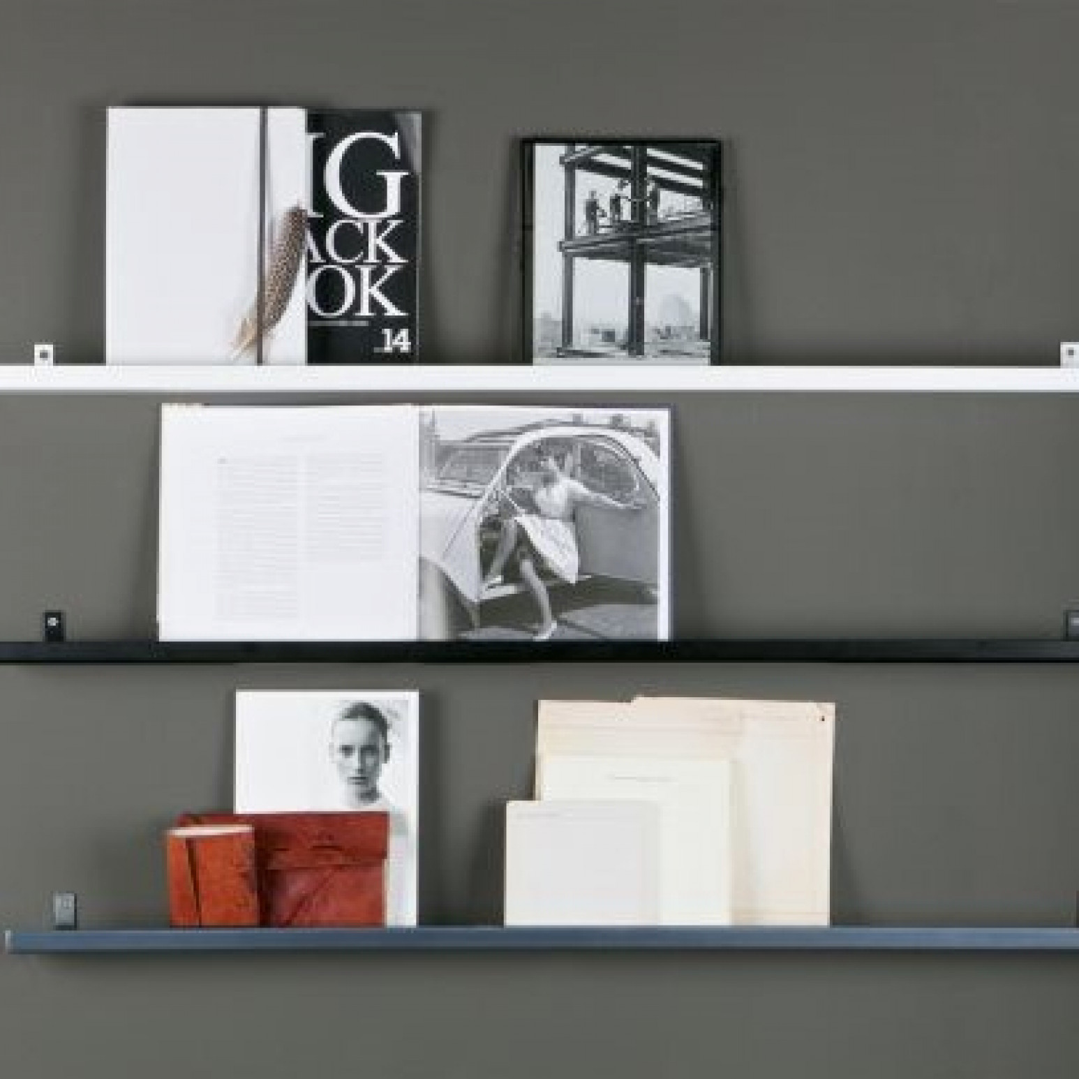 Wall Shelf | White