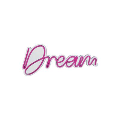 Neon Wandlampe Dream | Pink