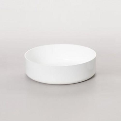 ABCT Low Casserolle - Ø 24 cm | White