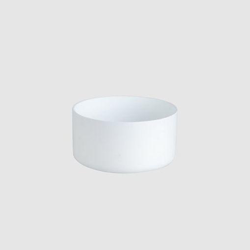 ABCT Casserole Induction- Ø 16 cm   White