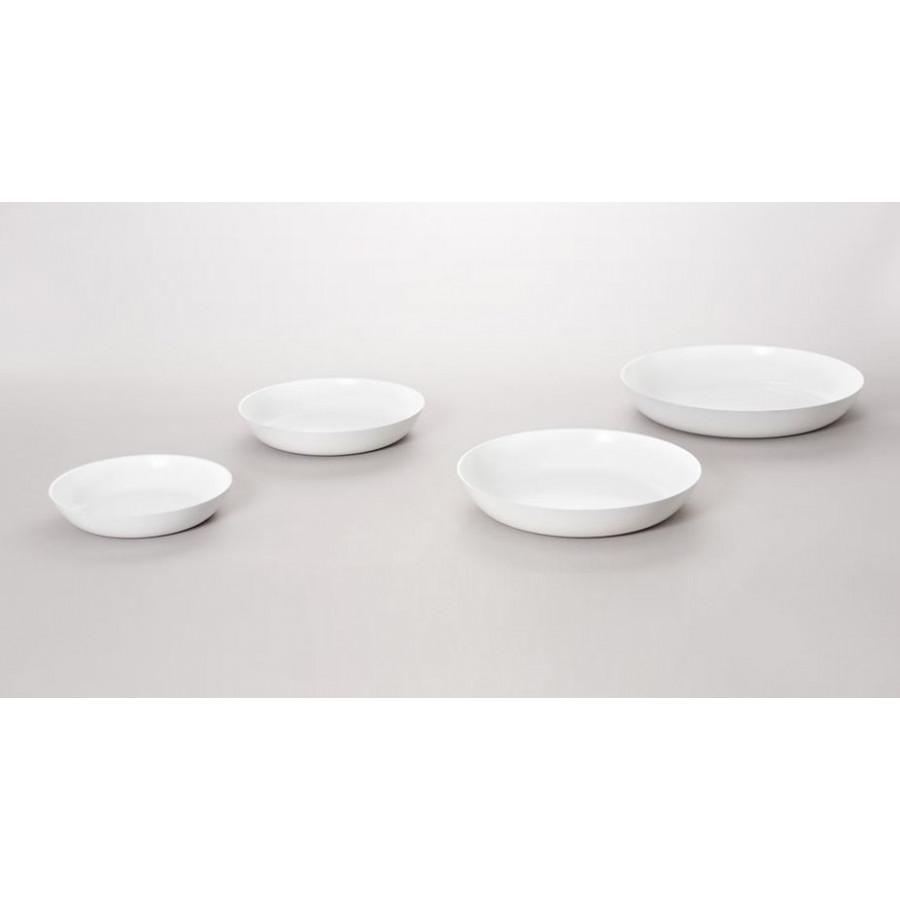 ABCT Pan - Ø 20 cm | White