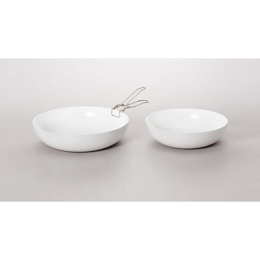ABCT Wok Induction - Ø 32 cm   White