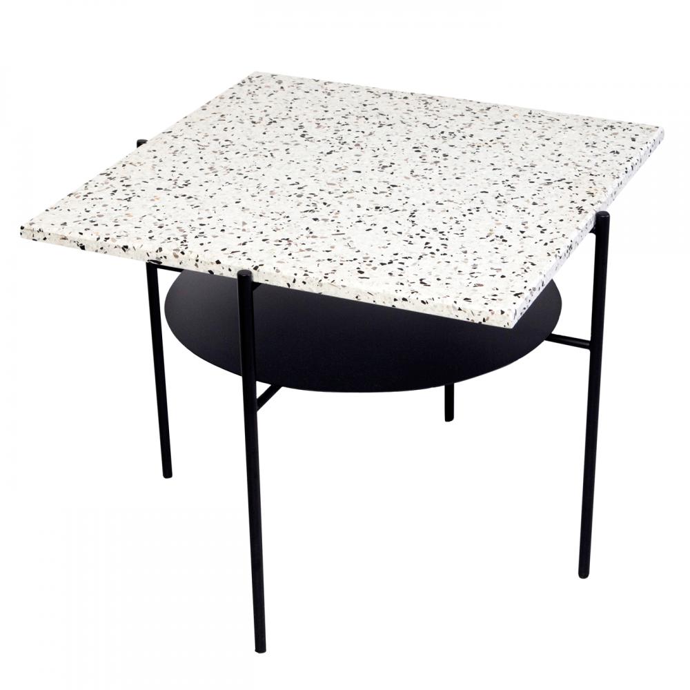 Coffee Table Confetti | Black & White
