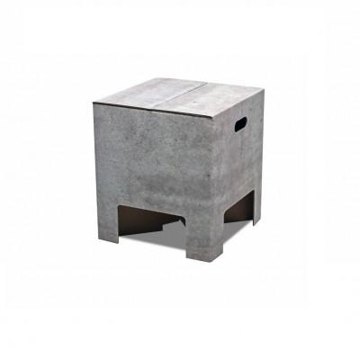 Niederländischer Design-Stuhl | Concrete